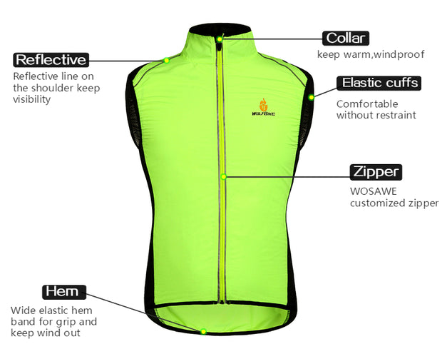 Vortex Cycling Vest