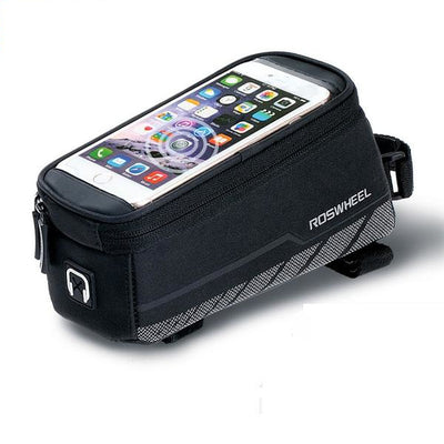Secure All in one Phone Pouch and Frame Compartment