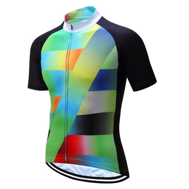 Citrus Heat Short Sleeve Cycling Jersey