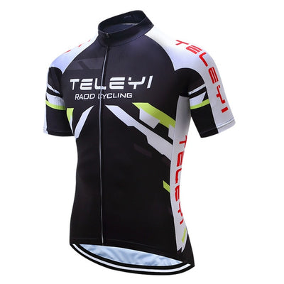 Pit Stop Short Sleeve Cycling Jersey