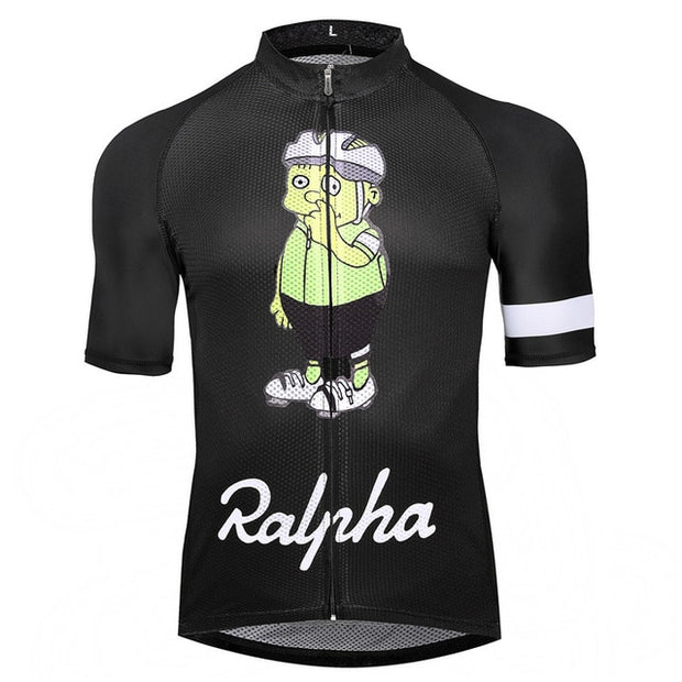 Simpsons Ralpha Short Sleeve Cycling Jersey