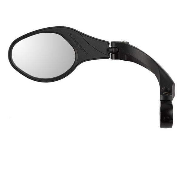Flexible Blind Spot Cycling Rear-View Mirror