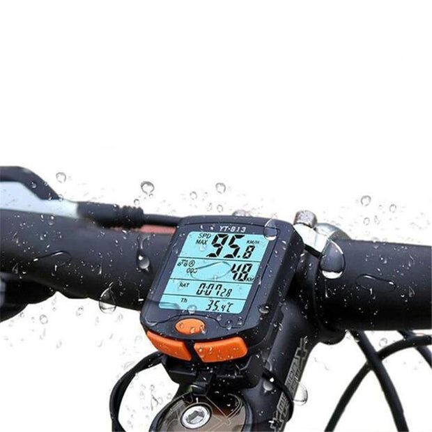 Weather Proof LCD Speedometer