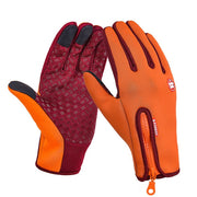 Thermal Tip Touch Screen Winter Cycling Gloves