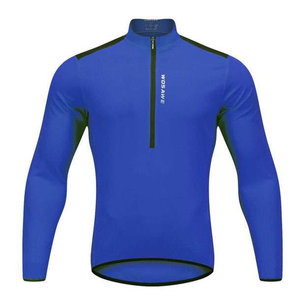 Intensify Reflective Long Sleeve Cycling Jersey