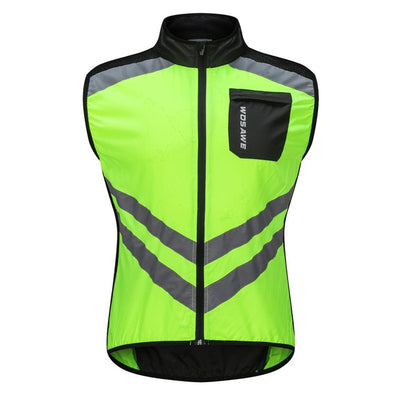 Reflectex Windproof Cycling Vest