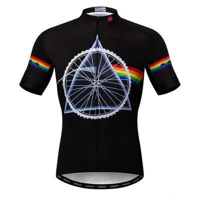 Dark Side of the Trail Short Sleeve Cycling Jersey