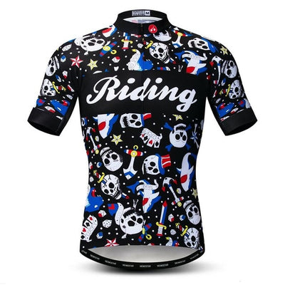 King of the Hill Short Sleeve Cycling Jersey