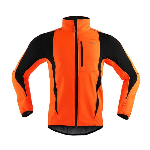 Thermal Soft Shell Cycling Jacket