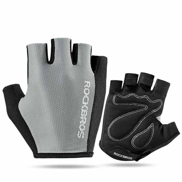 Grip Tech Half Finger Cycling Gloves
