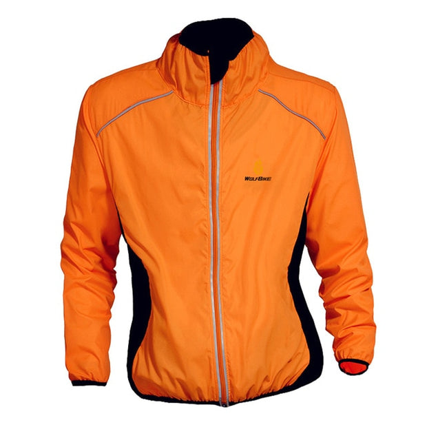 Ever-Brite Lightweight Cycling Jacket