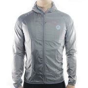 Cool Gray Super Lite Cycling Windbreaker