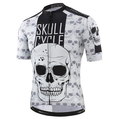 Skull Cycle Cycling Jersey
