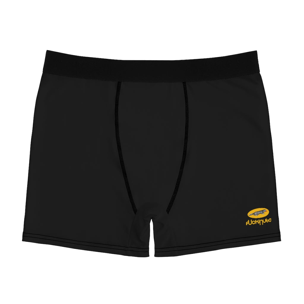 Warning Stay Back Men's Boxer Briefs - Fuckinuts