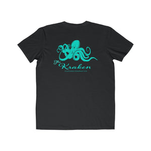 The Kraken Crew Neck Tee - Fuckinuts
