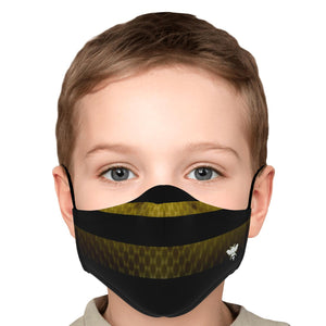 Bumble Bee Face Mask - Fuckinuts