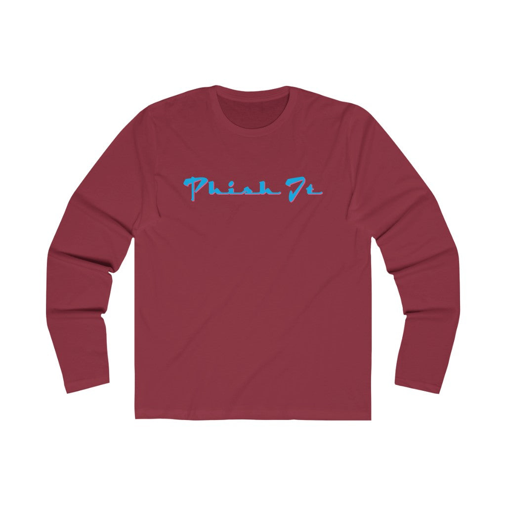 Phish It Skeleton Long Sleeve T-Shirt - Fuckinuts