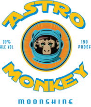 Load image into Gallery viewer, Astro Monkey Moonshine - Fuckinuts