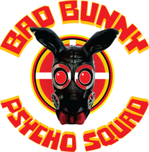 Load image into Gallery viewer, Bad Bunny Psycho Squad