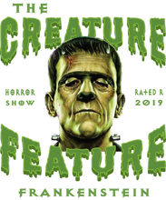 Load image into Gallery viewer, Creature Feature Horror Show / Frankenstein