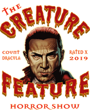 Load image into Gallery viewer, Creature Feature Horror Show / Dracula