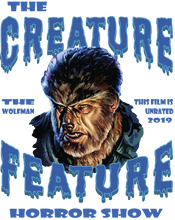 Load image into Gallery viewer, Creature Feature Horror Show / Wolfman - Fuckinuts