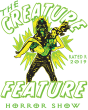 Load image into Gallery viewer, Creature Feature Horror Show / Creature From the Black Lagoon