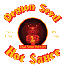 Load image into Gallery viewer, Demon Seed Hot Sauce