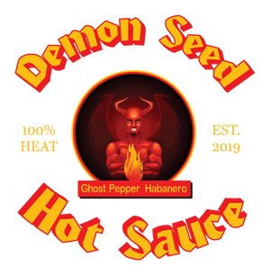 Demon Seed Hot Sauce - Fuckinuts