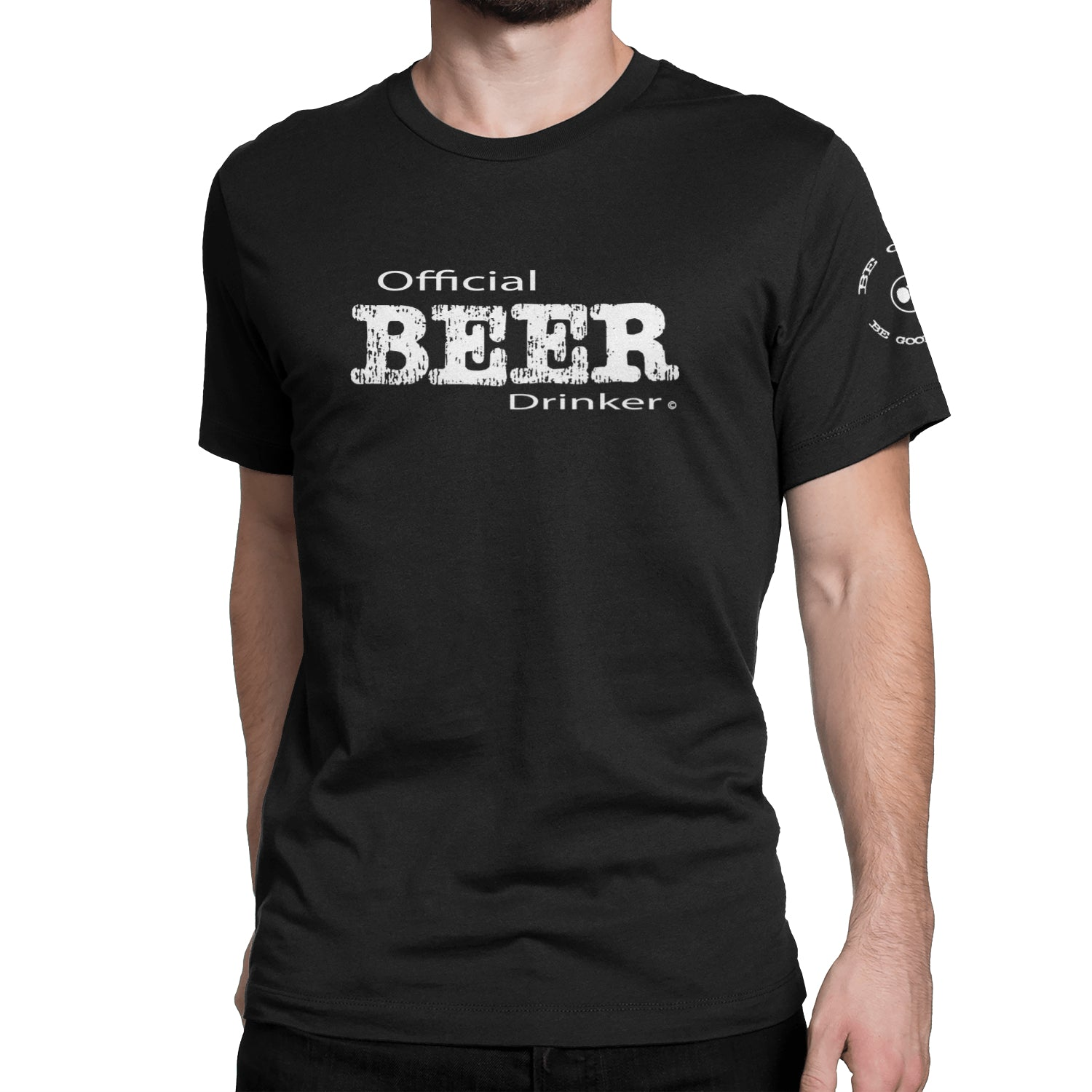 Official Beer Drinker Short-Sleeve Unisex T-Shirt - Fuckinuts