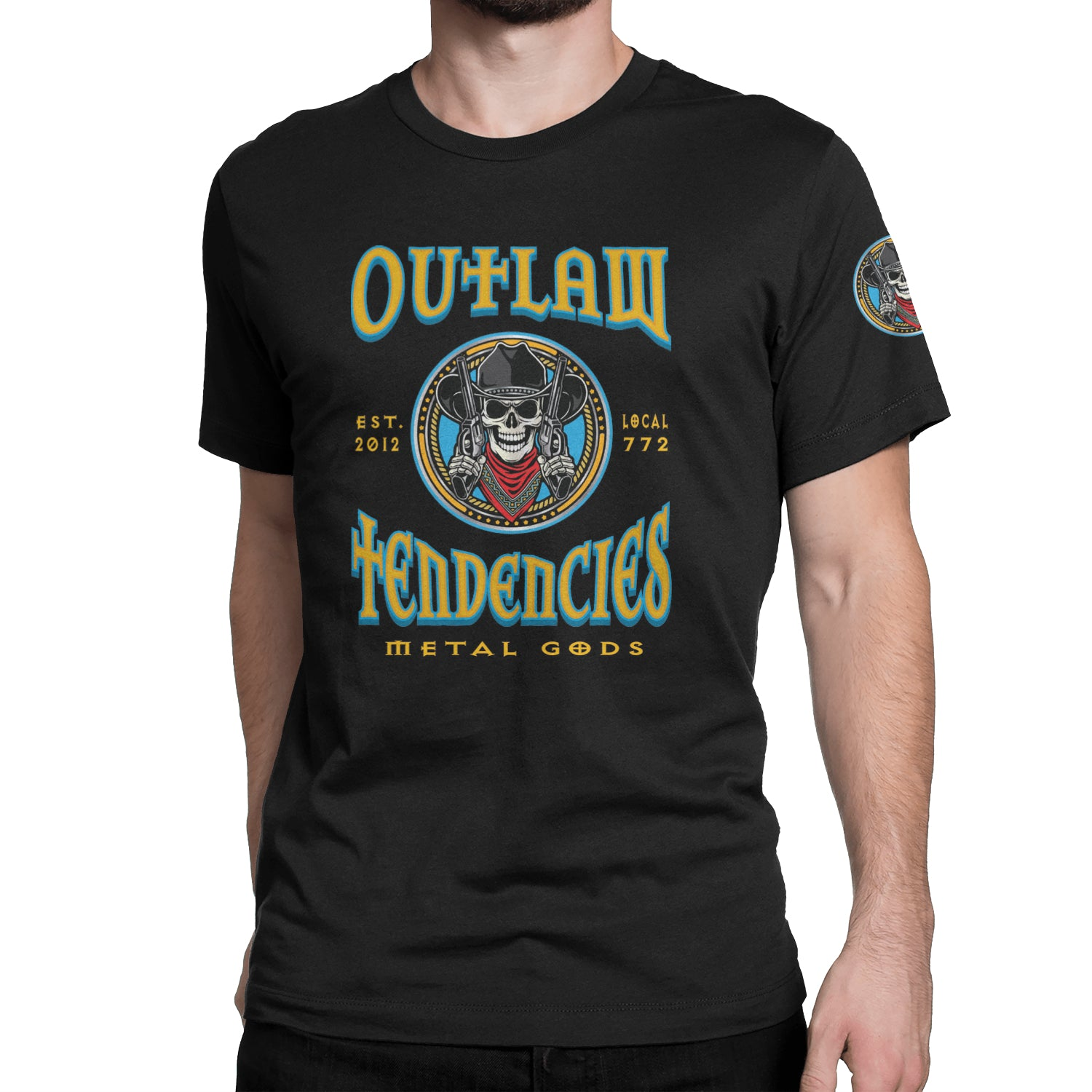 Outlaw Tendencies Metal Gods - Fuckinuts