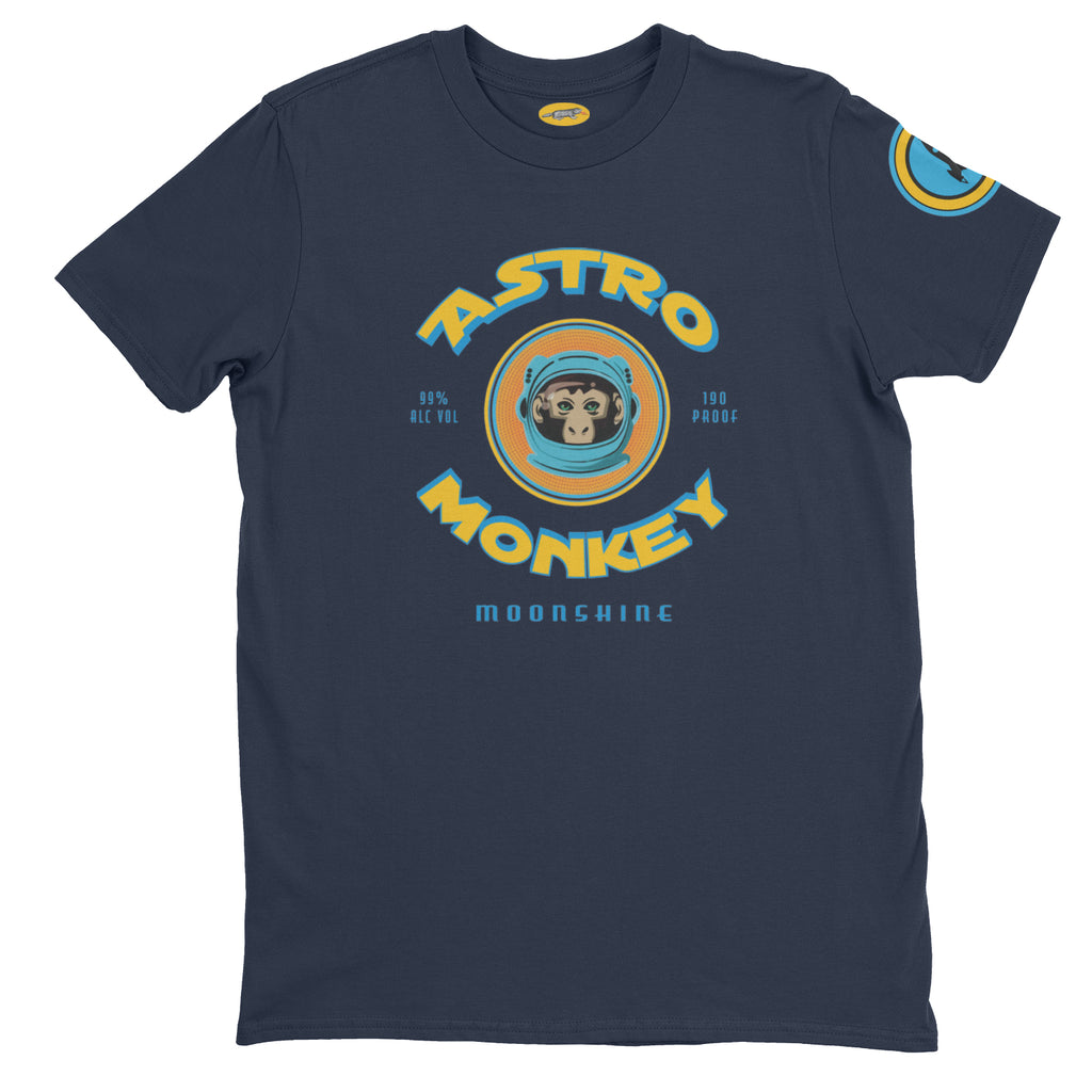 Astro Monkey Moonshine - Fuckinuts