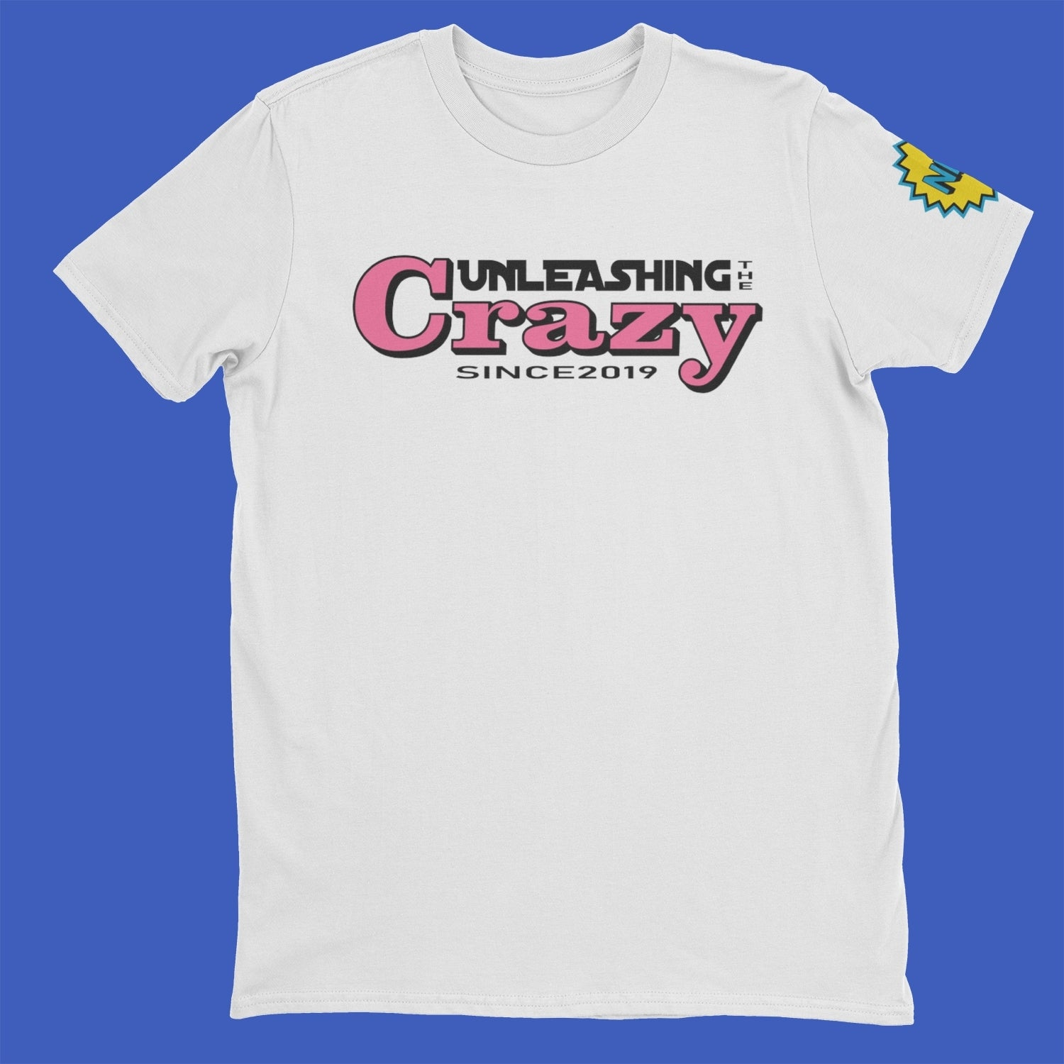 Unleashing the Crazy Members Only T-Shirt - Fuckinuts
