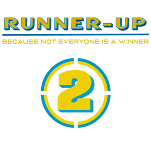Runner Up - Fuckinuts