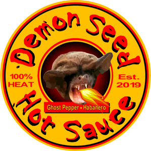Demon Seed Vampy Hot Sauce - Fuckinuts
