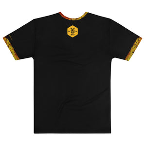 DZart Design MAF Gold Men's V-Neck - Fuckinuts