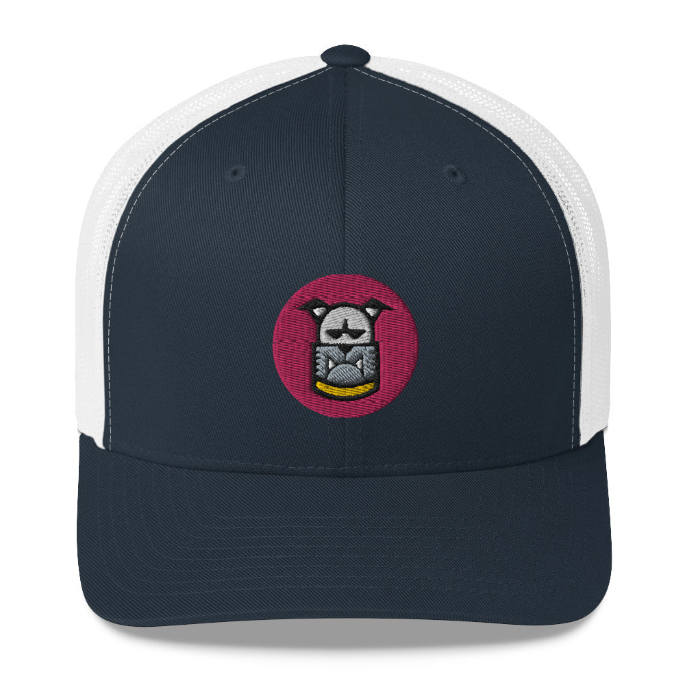 MAF Dog Trucker Cap - Fuckinuts