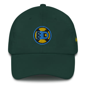 Bad Dad 2020 BD Logo Dad hat - Fuckinuts
