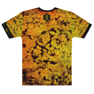 DZart Design MAF Gold Men's Crew Neck - Fuckinuts