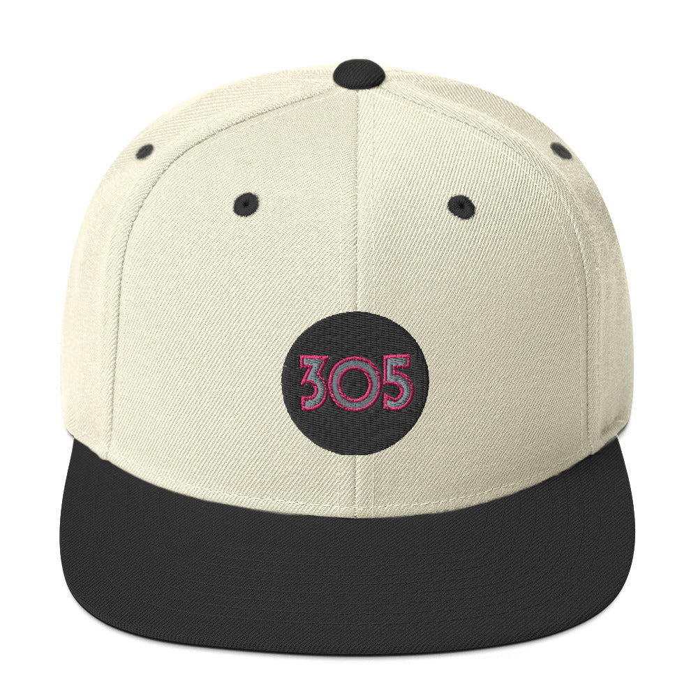 Official MAF 305 Snap Back Hat - Fuckinuts