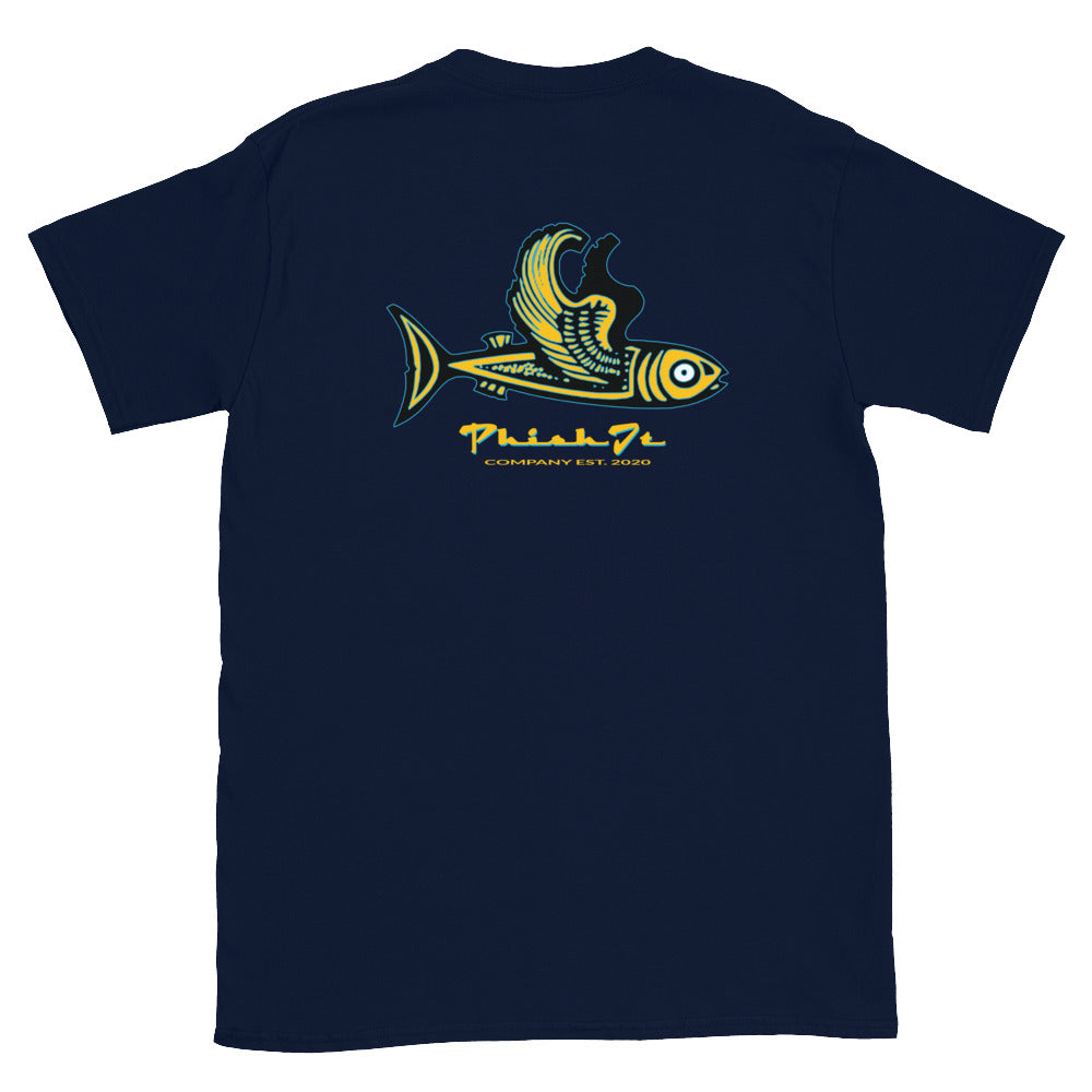 Phish It Flying Fish T-Shirt - Fuckinuts