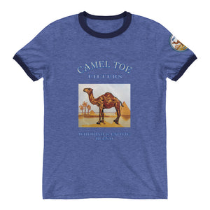 Camel Toe Filters Cigarettes Ringer Tee - Fuckinuts