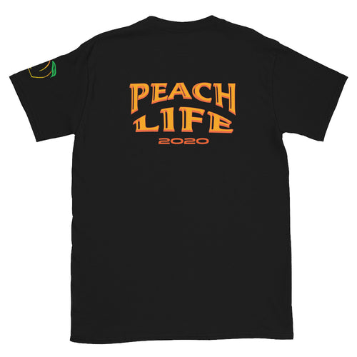 Peach Life 2020 Short-Sleeve Unisex T-Shirt - Fuckinuts