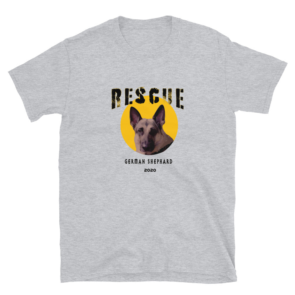 Pet Pic Tee's German Shephard - Fuckinuts