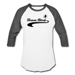 Team Bird Baseball Tee - Fuckinuts