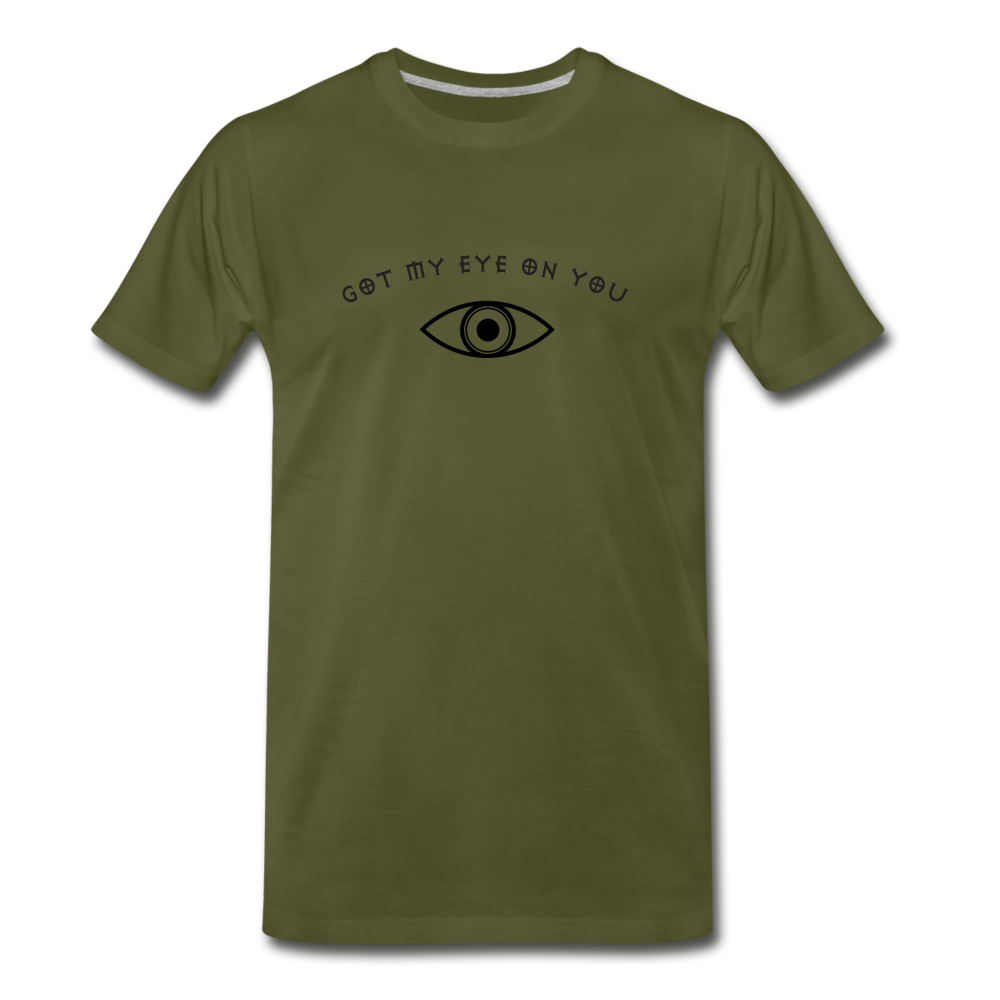 Got My Eye on You Bird Tee - Fuckinuts