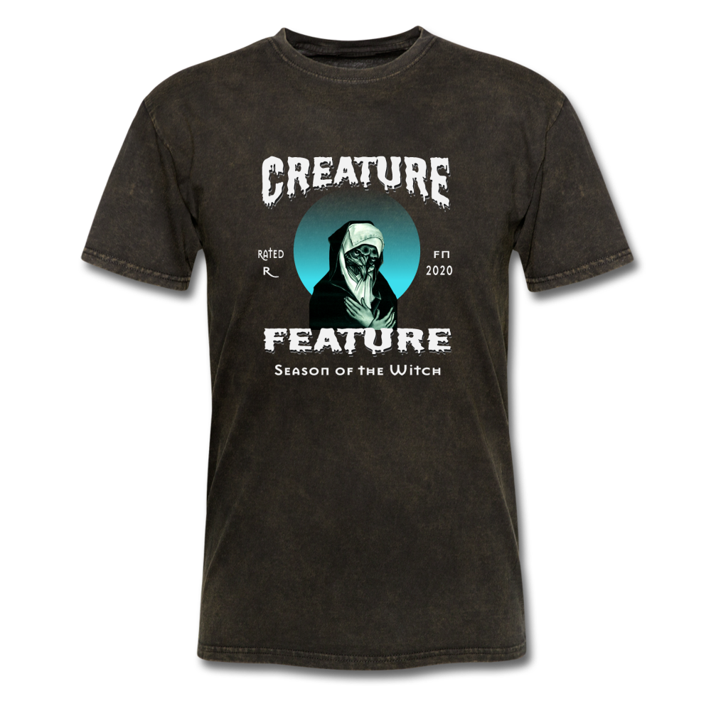 Creature Feature Season of the Witch - mineral black