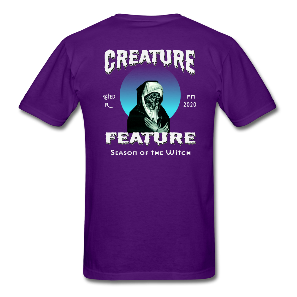 Creature Feature Show Season of the Witch - purple