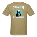 Creature Feature Show Season of the Witch - khaki