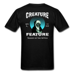 Creature Feature Show Season of the Witch - black
